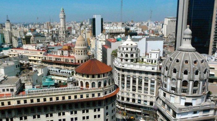 Na Argentina, renovada atração por prédios com cúpulas