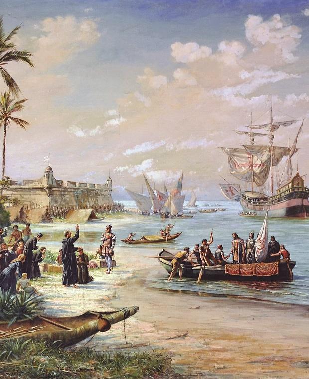 Apostolado e epopeia dos santos missionários