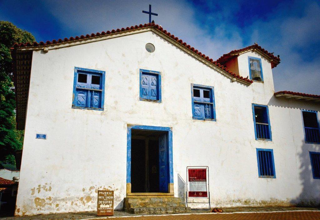 Igreja de Nossa Senhora do Rosário, em Embu (SP)