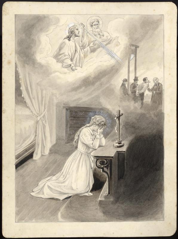 O primeiro convertido de Santa Teresinha