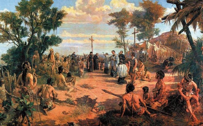 A concepção católica tradicional das Missões