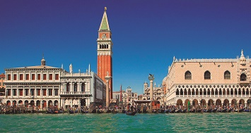 Veneza, cidade paradisíaca