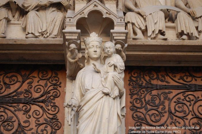 O papel de Nossa Senhora na Cristandade medieval