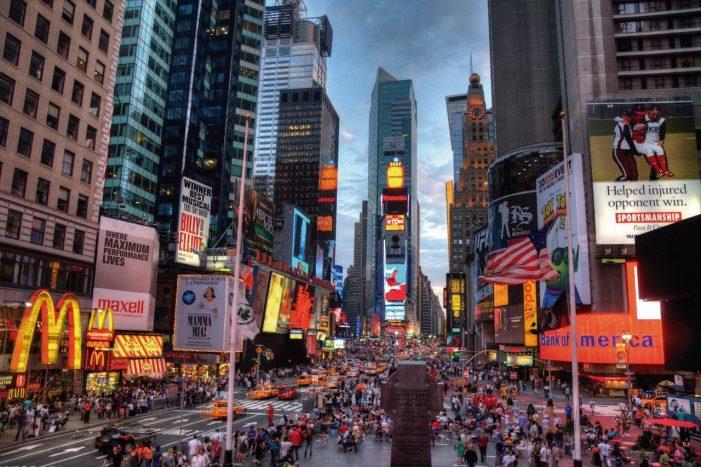 Na Times Square: o fim da ilusão