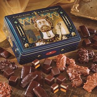 Saudades de Carlos Magno perfumam o Natal de Aachen