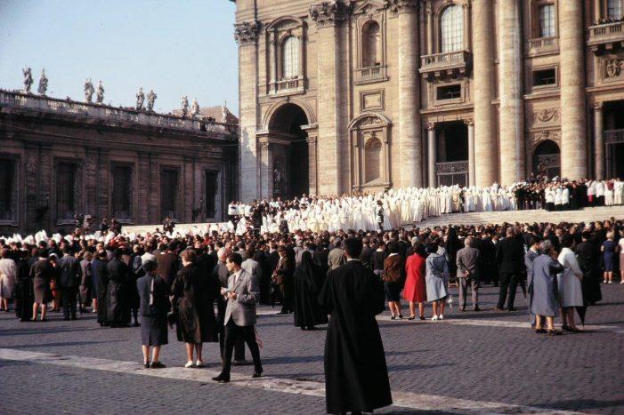 Explicando a mudança de mentalidade que tornou possível o Concílio Vaticano II