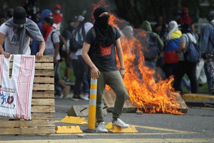 Protesto social e terrorismo