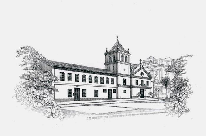 1554-2020 — 466 anos da fundação de São Paulo