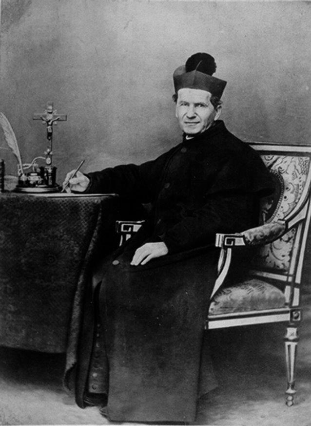 DOM BOSCO — um dos maiores santos do século XIX