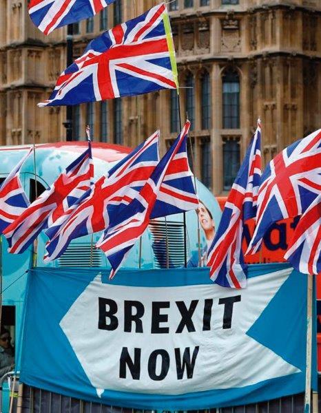 Brexit, expressão de nostalgia da cristandade