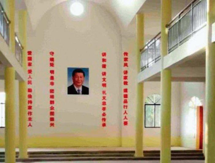 China retira imagem de Nossa Senhora de igreja