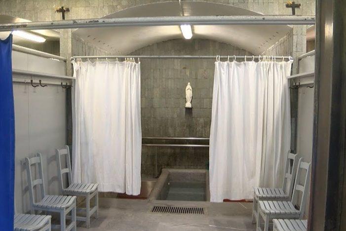 Fechamento das piscinas de Lourdes: Uma vergonha!