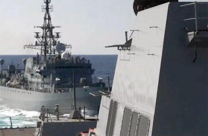 Rússia esbanja agressividade militar