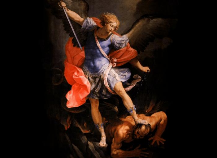 Recitação do Exorcismo no Sábado Santo