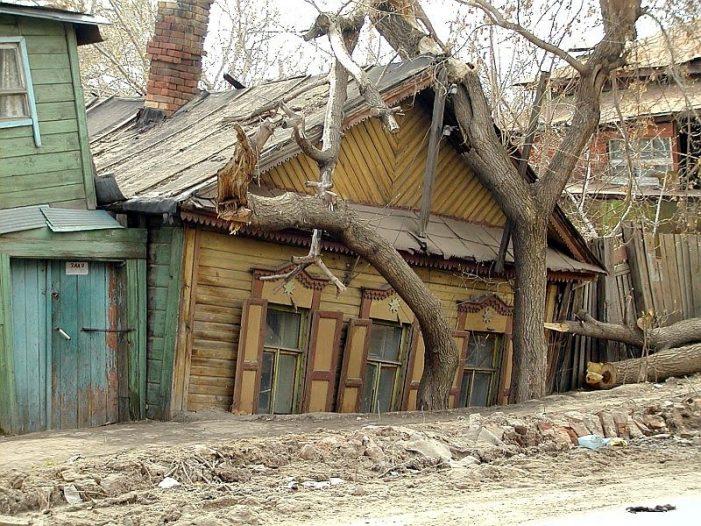 População russa encolhe drasticamente