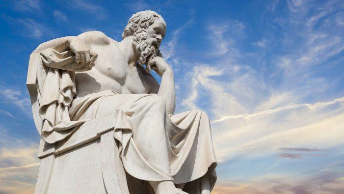 """Por que não adotar o """"antigo normal"""" de Sócrates?"""
