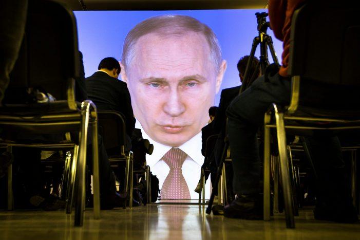 Putin desfaz ilusões