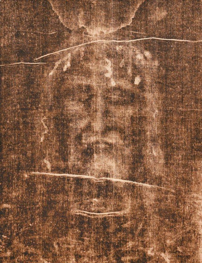 Imagem de Jesus no Santo Sudário foi gravada durante a Ressurreição