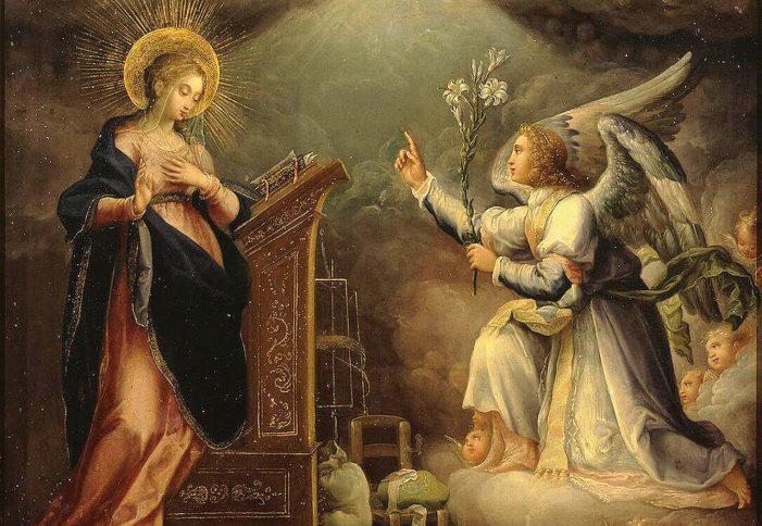 É errado falar de Nossa Senhora enquanto mãe solteira?