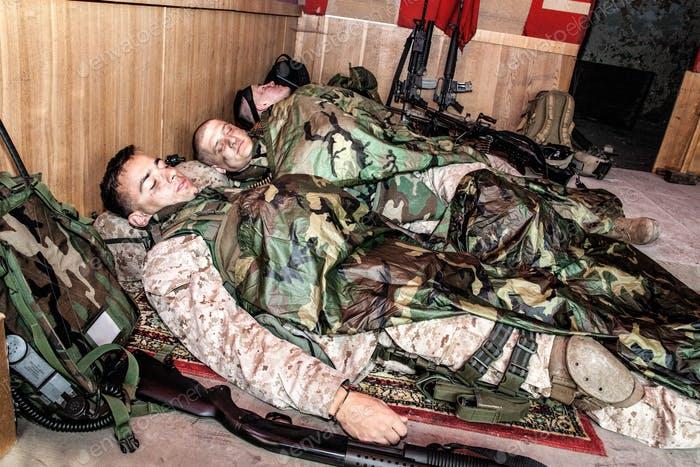 Exército americano recomenda a sesta