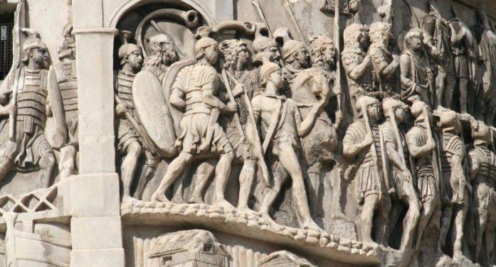 Centuriões romanos no Novo Testamento