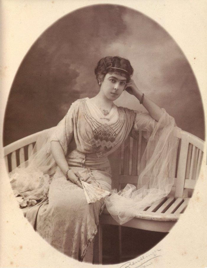 Uma tradicional dama paulista