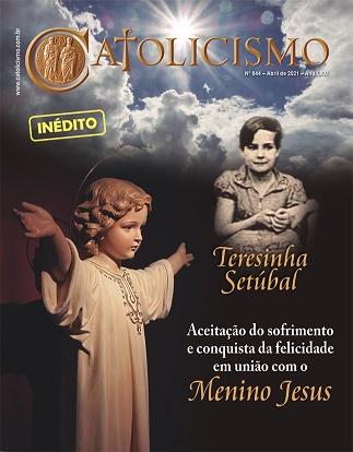 TERESINHA SETÚBAL — A admirável menina paulista, falecida em odor de santidade