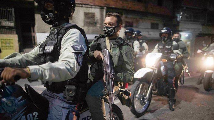 Polícia de Maduro mata mais que o coronavírus