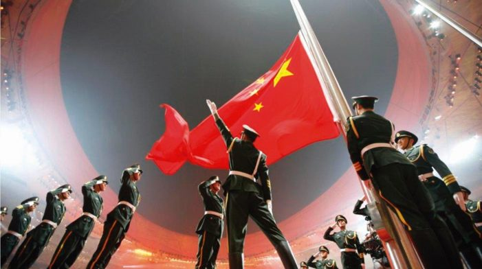 China comunista em busca de raça 'superior'… ou escrava