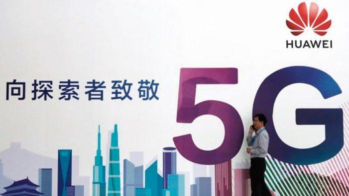 Escravos do sistema 5G chinês?