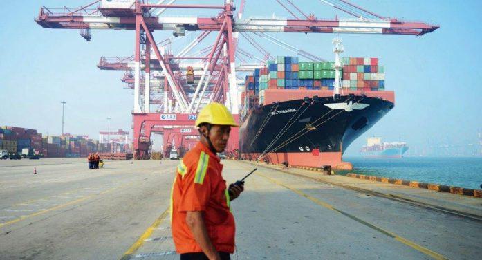 Capital chinês faraônico abraça o Canal de Suez