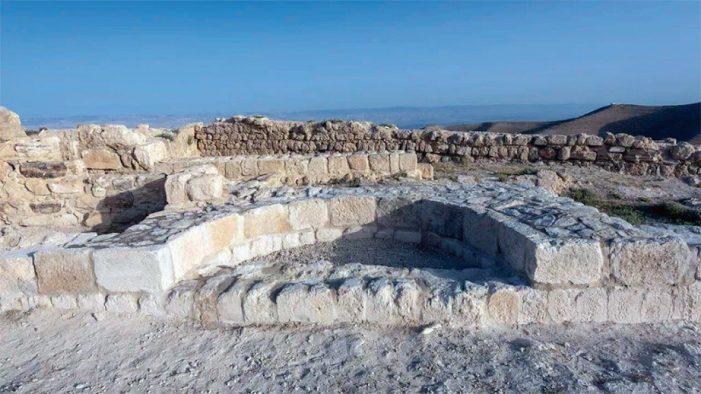 Encontrado o local onde se condenou à morte São João Batista