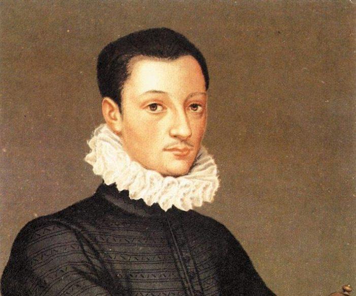 São Luís de Gonzaga — resolução inabalável