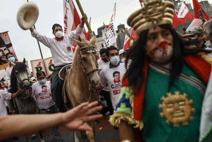Eleições peruanas — maré vermelha?