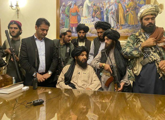 Nem paz nem honra no Afeganistão
