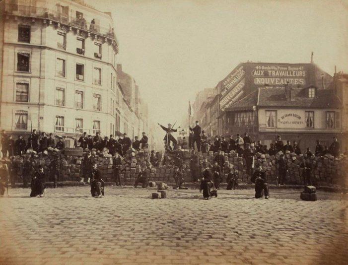 150 ANOS DA COMUNA DE PARIS