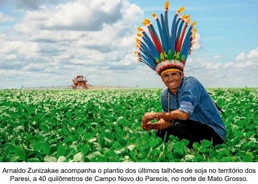 Ponto final nas demarcações de terras indígenas