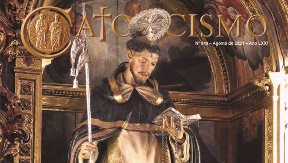 São Domingos de Gusmão — Rosário e Espada contra a heresia