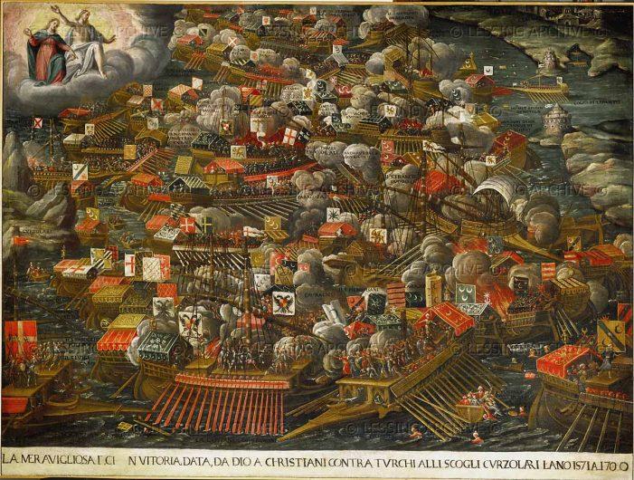 450 anos da Batalha de Lepanto — Vitória da civilização cristã sobre o mundo islâmico