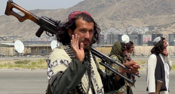 Lanterna no horror talibã